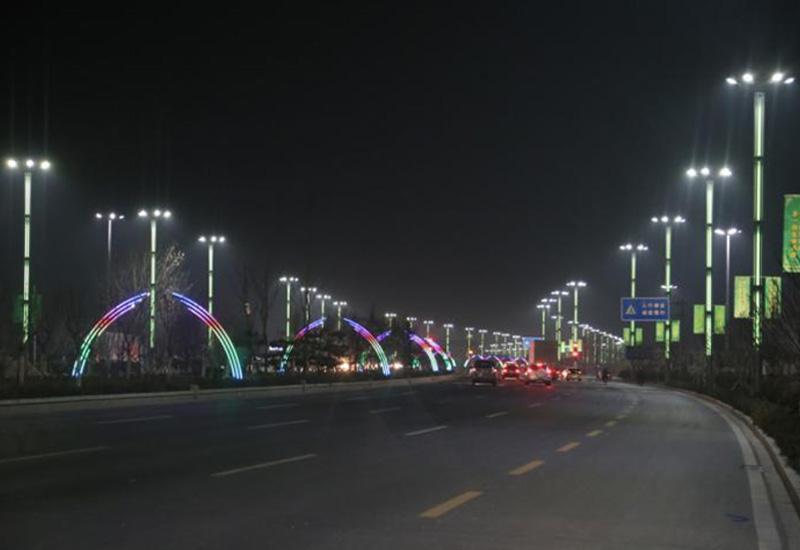 Liaocheng Shuicheng Road